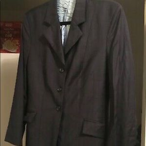 Jackets & Blazers - Womens English Riding Show Coat/Jacket Size 12R.